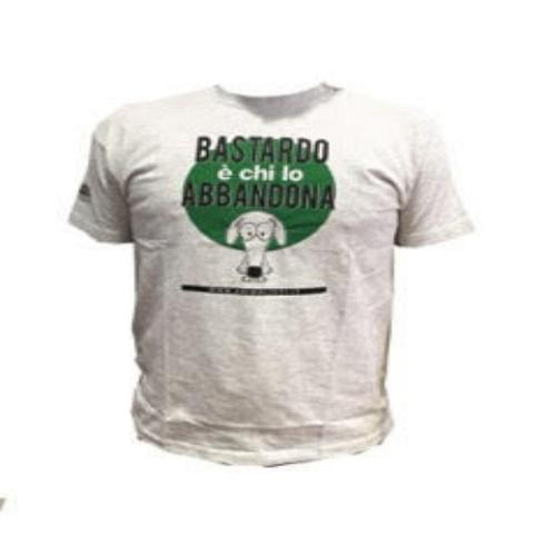 Maglietta Bastardo chi abbandona