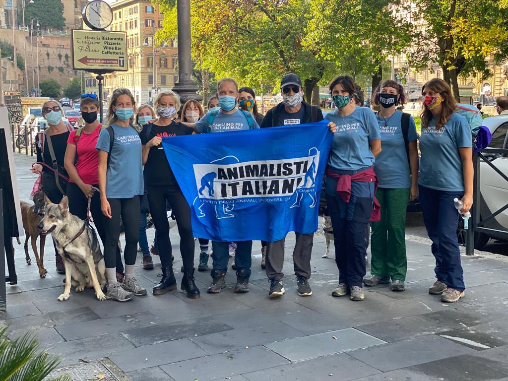 TERZA EDIZIONE DEL CAMMINO PER GLI ANIMALI: PROTEGGIAMO I DIRITTI DEI PIÙ  DEBOLI! – Animalisti Italiani Onlus