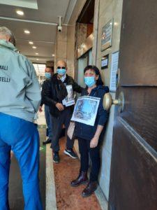 Gli animalisti entrano al Ministero della Salute